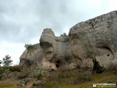 Nacimiento Río Cuervo;Las Majadas;Cuenca;parque regional de la cuenca alta del manzanares geoparque